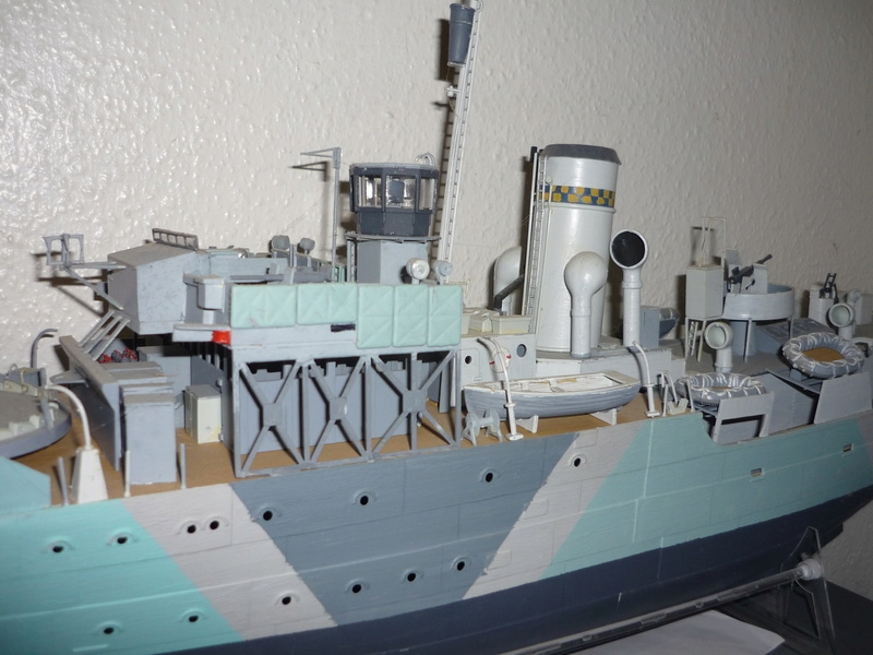 - Corvette Flower Class H.M.S. Bluebell - 1/72e - Page 3 P1000617