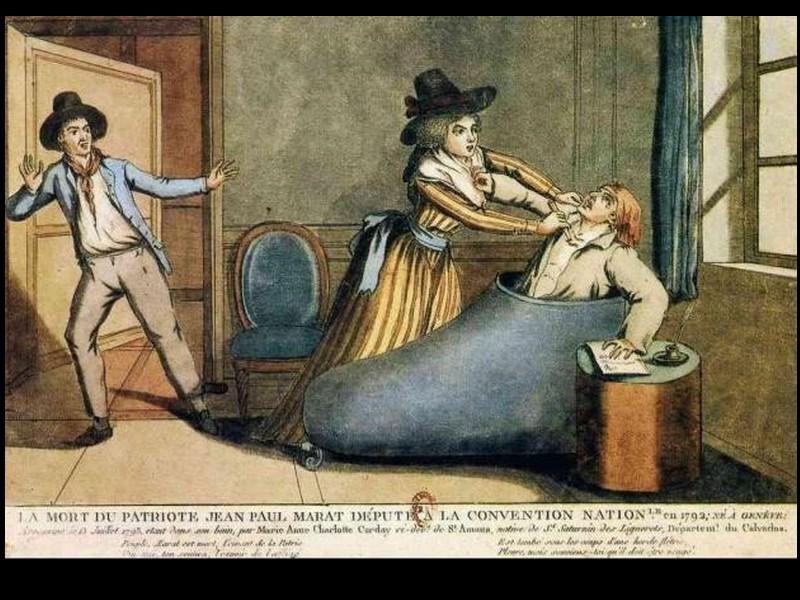 Charlotte Corday 1793 la kamikaze assume tout  B13