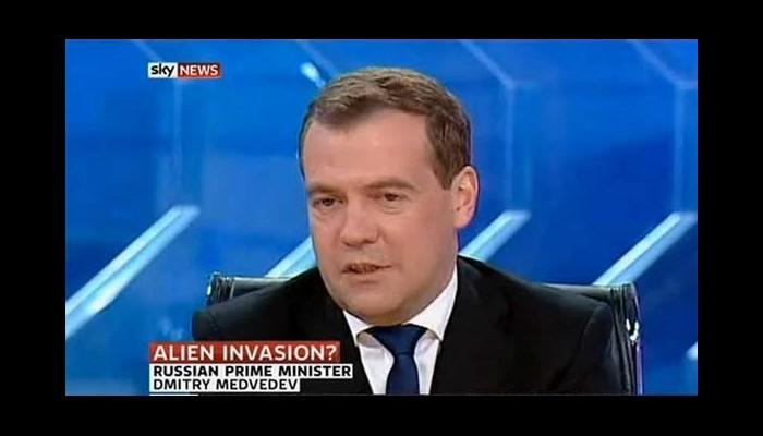 La Russie Ordonne à Obama de parler au monde à propos des extraterrestres, ou nous le ferons R29