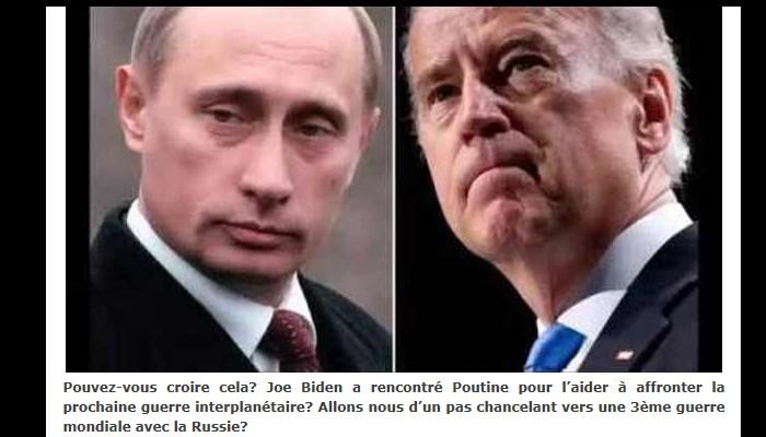 La Russie Ordonne à Obama de parler au monde à propos des extraterrestres, ou nous le ferons R31