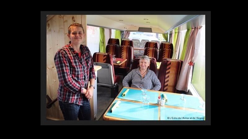 Nouveau à Guingamp : Chrys vous sert ses p'tits plats dans son Resto Bus Sans_202