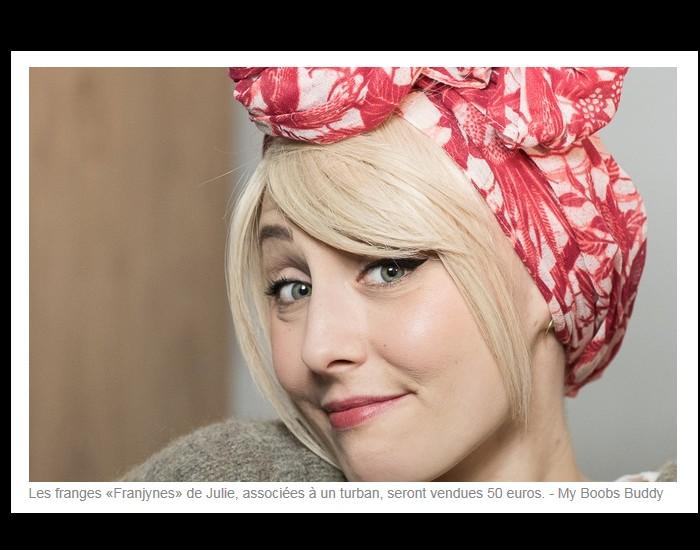 Nice: Elle invente un substitut à la perruque pour les femmes atteintes de cancer Sans_415