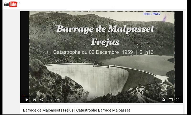 LA CATASTROPHE DE MALPASSET EN 1959  Sans_t63