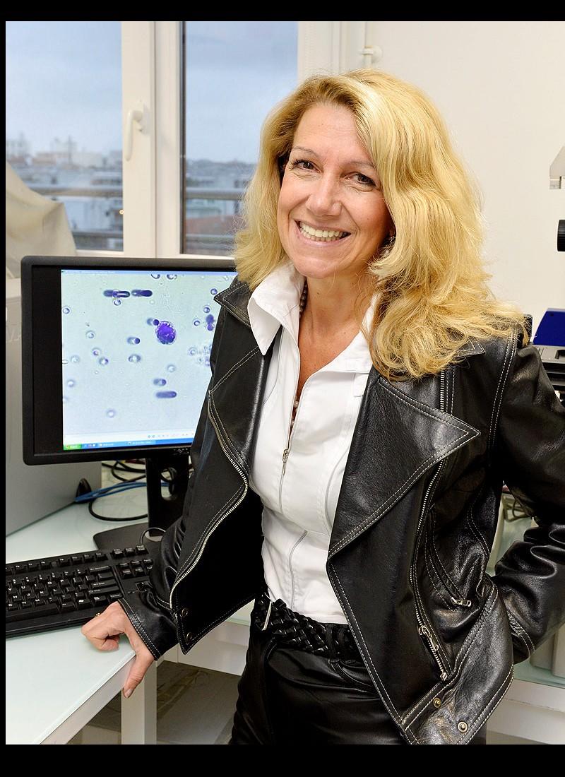Patrizia Paterlini-Bréchot, la femme qui court plus vite que le cancer  V36