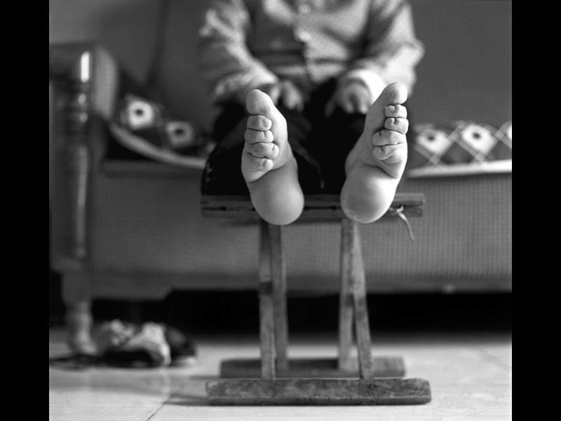 Histoires de pieds ... chaussés V42