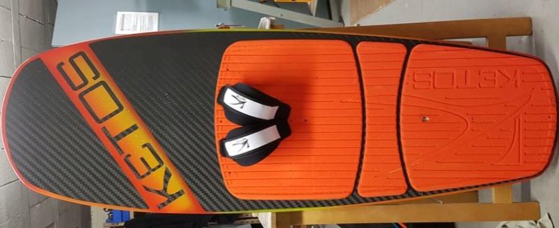 Essai prototype de board KETOS Nouvel10