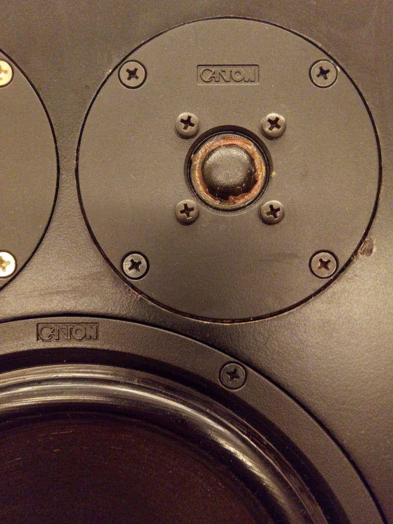 Pioneer SA-706 non va d'accordo con Canton Quinto 520... Rotto210