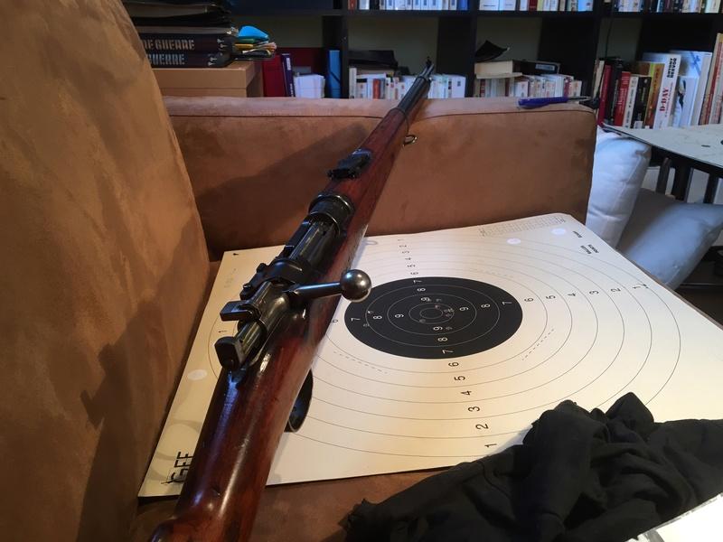Un nouveau mauser suédois sur le forum !  - ex sujet Choix cornélien entre 3 Mauser suédois Img_0514
