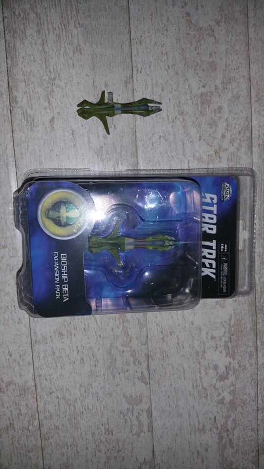 Großes Attack Wing Set! Feds, Klingonen, Mirror und Bioschiffe zum Verkauf 13445710