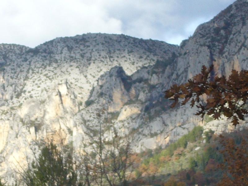 L'entrée des Gorges du Verdon P1030924