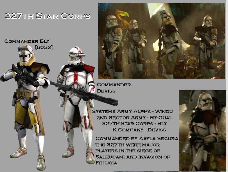 ~ Le 327ème Corps Stellaire ~ A10