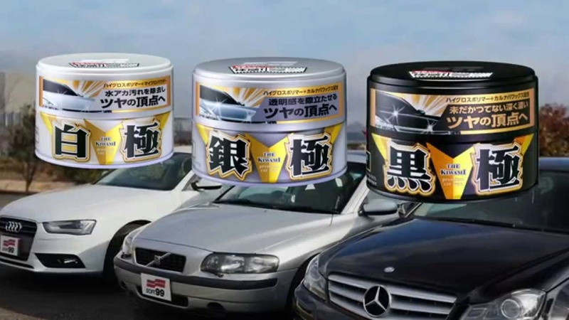 Soft99 Kiwami Extreme Gloss Wax Maxres10