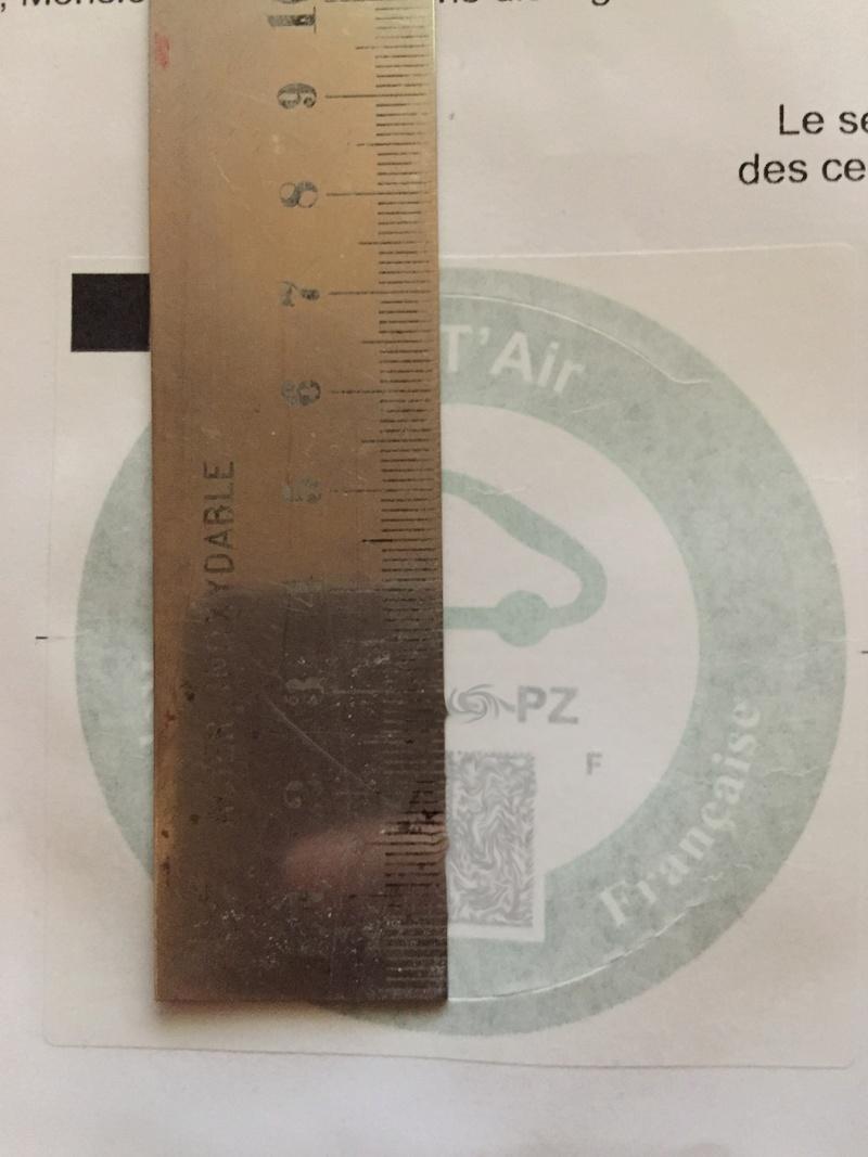 Certificat qualité de l'air pour ma Zoe - Page 3 Img_7110