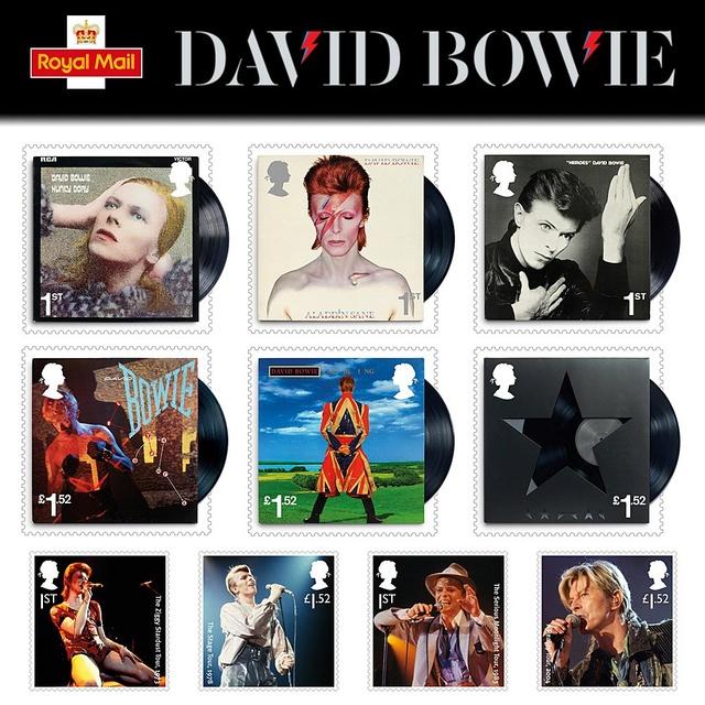 Francobolli commemorativi Bowie C3brno10