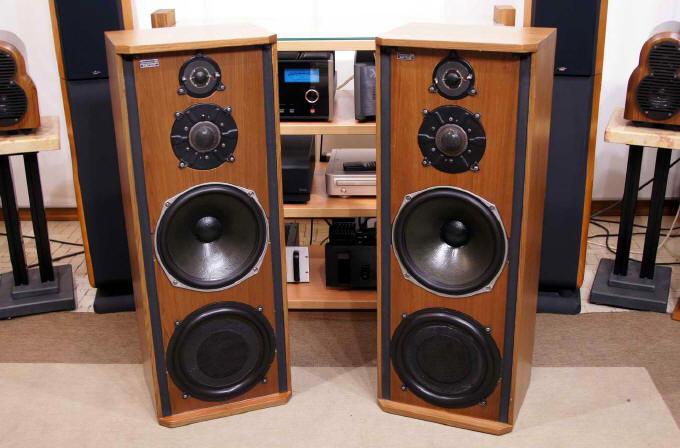 Alientek d8 collegato a diffusori celestion 66 studio monitor Celest10
