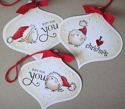 12 Décembre : une décoration de Noël pour le sapin. Ta811