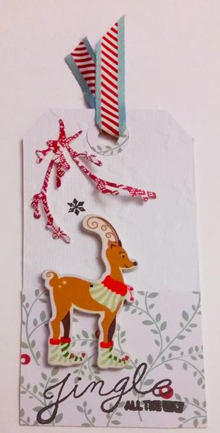 Calendrier de l'Avent 11 décembre - Etiquettes Tag1110