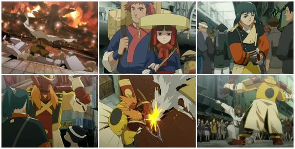 تحميل جميع حلقات انمي Samurai 7 على اكثر من سيرفر Samura11