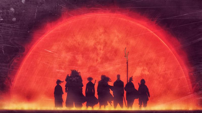 تحميل جميع حلقات انمي Samurai 7 على اكثر من سيرفر Samura12