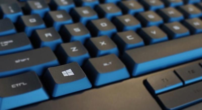 اسرار زر win الموجود في لوحة المفاتيح Window10
