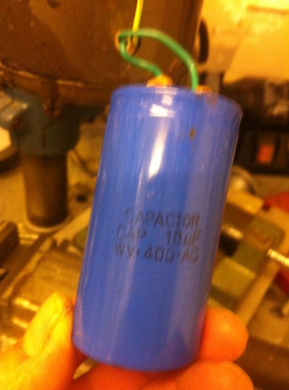 variateur de fréquence pour moteur monophasé à condensateur Img_1324