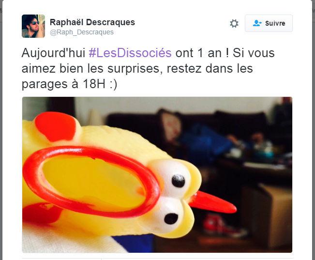 """[Film] """"Les Dissociés"""" (Suricate) avec des Frenchnerdiens (2015) - Page 19 110"""
