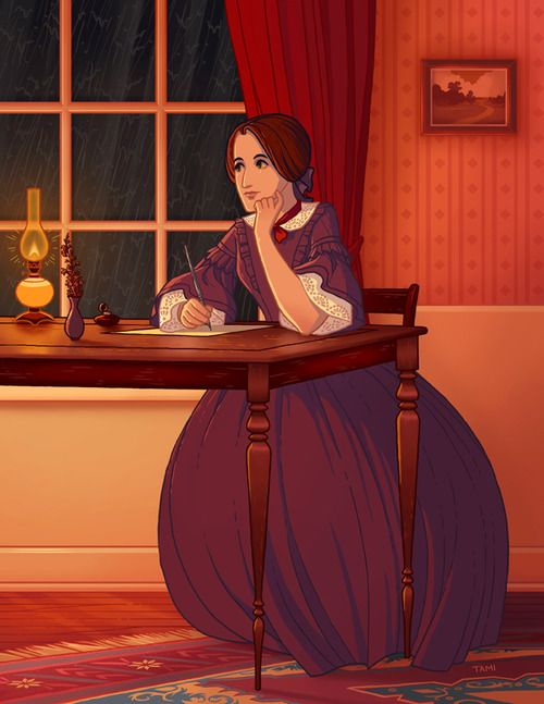 Postcrossing Brontë : échangeons de jolies cartes sur la famille Brontë ! Cb10
