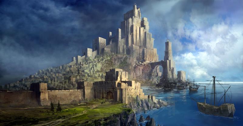 La forteresse de Ragnarok Fantas10