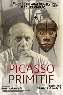 Une expo Picasso primitif au Musée du Quai Branly - Jacques Chirac Picass10