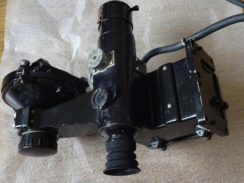 Czechoslovak made NSP-2 night vision scope Dsc02310