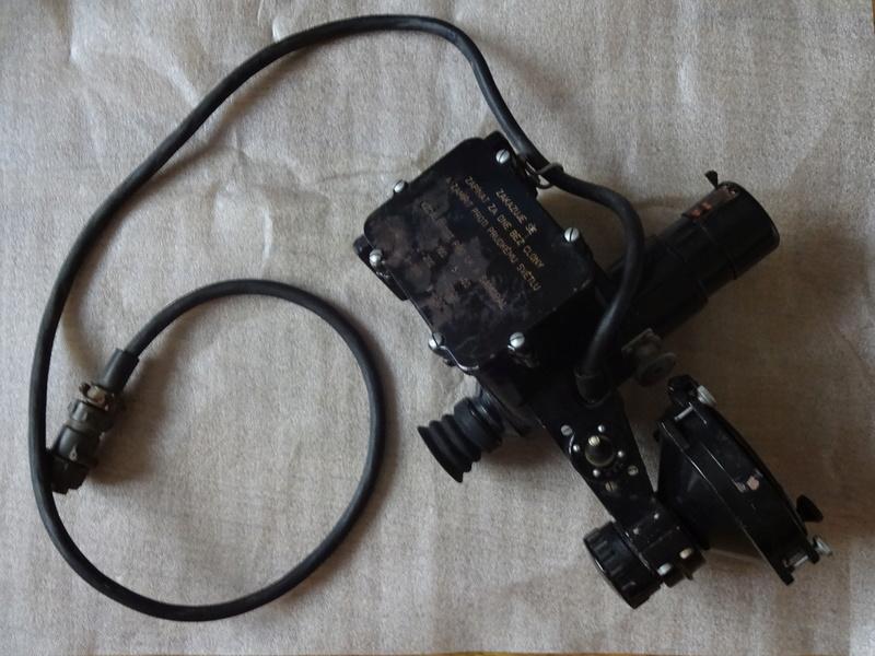Czechoslovak made NSP-2 night vision scope Dsc02312