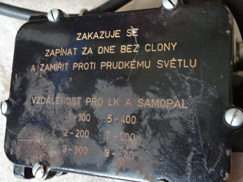 Czechoslovak made NSP-2 night vision scope Dsc02314