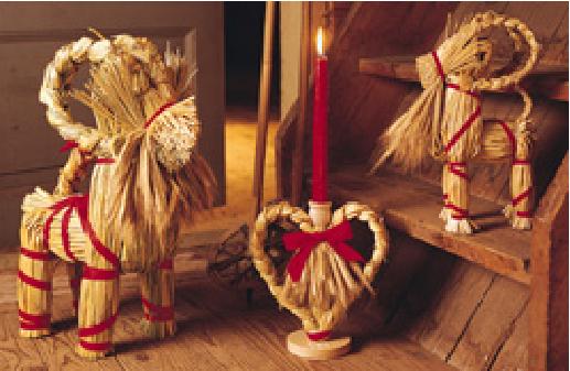 Bricolage de Noël Candle10