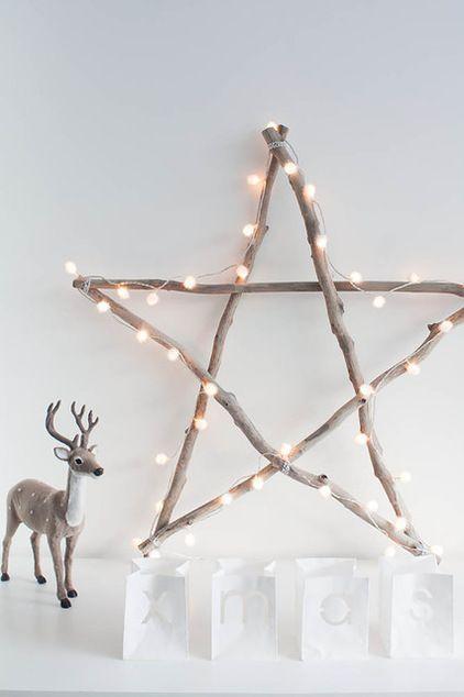 Bricolage de Noël Ytoile10