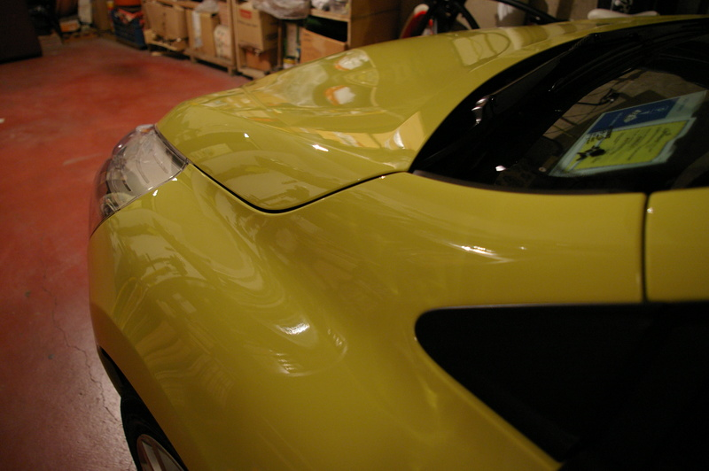 Renault Clio gialla tutta nana Imgp3929