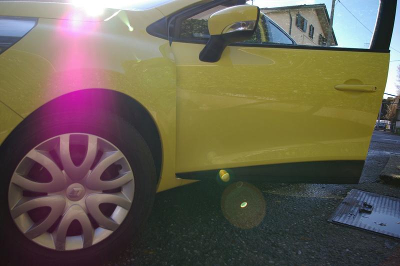 Renault Clio gialla tutta nana Imgp4034