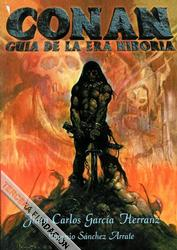 Guías y libros enciclopédicos sobre Conan 110