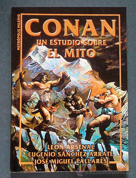 Guías y libros enciclopédicos sobre Conan 23913810