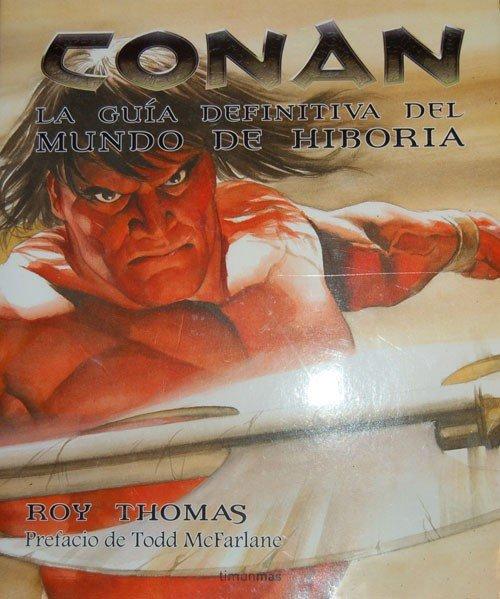 Guías y libros enciclopédicos sobre Conan Conan_10