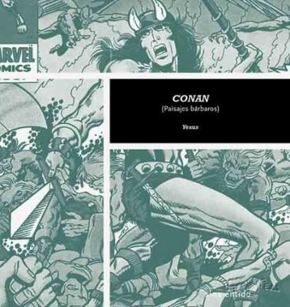 Guías y libros enciclopédicos sobre Conan W-423_10