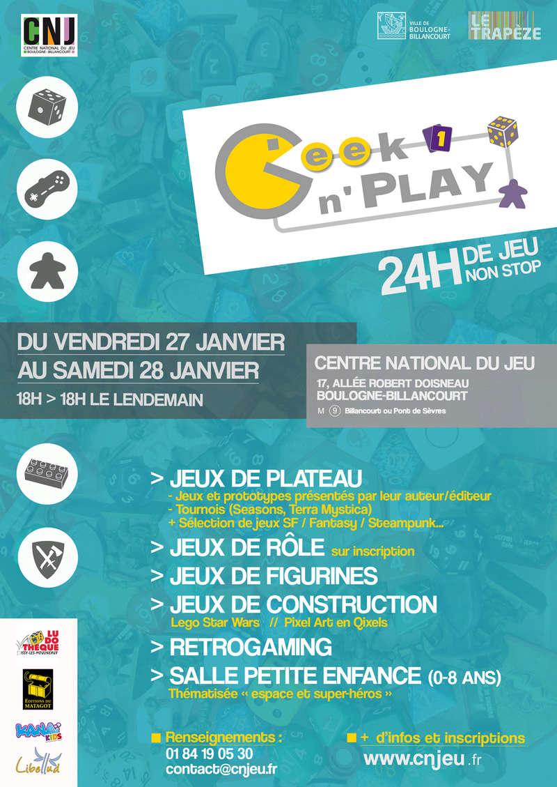 Centre Ludique de Boulogne-Billancourt (CLuBB) - Page 2 Affich10