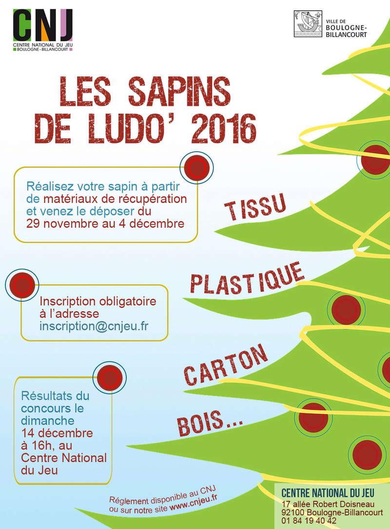 Centre Ludique de Boulogne-Billancourt (CLuBB) - Page 3 Sapins11