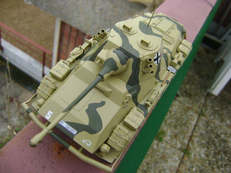 puma sdkfz 234/2 1/35 Italeri Dsc03815