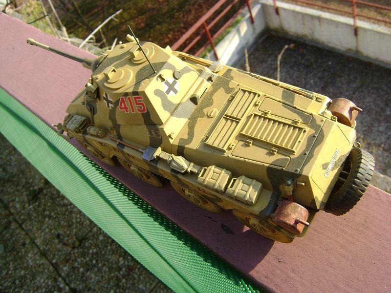 puma sdkfz 234/2 1/35 Italeri Dsc03819