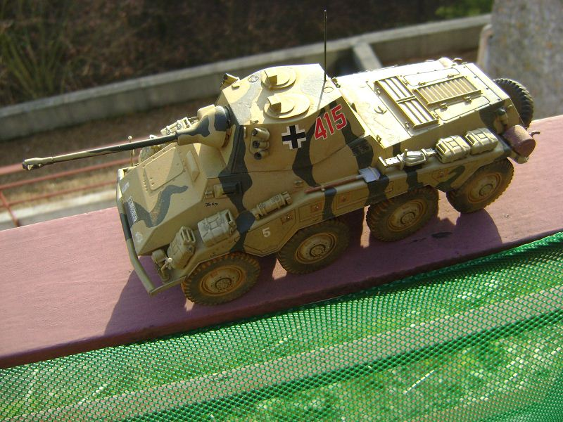 puma sdkfz 234/2 1/35 Italeri Dsc03820