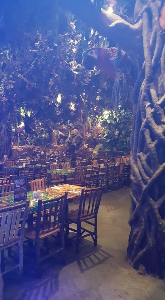 [Service à table] Rainforest Cafe - Page 27 1511