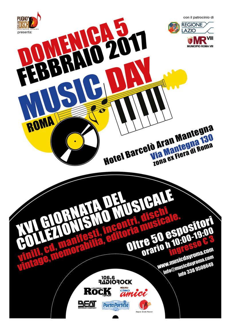 Music day Roma domenica 5 febbraio 2017 165feb11
