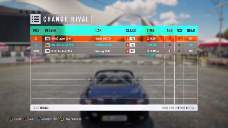 (FH3) Leaderboard Attack #4 (Results Up!) Img_0410