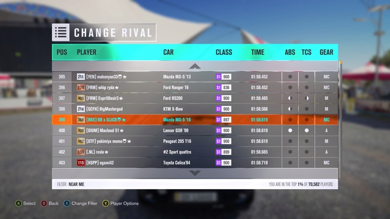 (FH3) RWD/FWD Restricted Jungle Coast Trail! (Results Up!) Img_3012