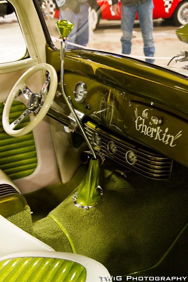 The Cherkin - Bruce Camboni - 1937 Chevrolet 10003810